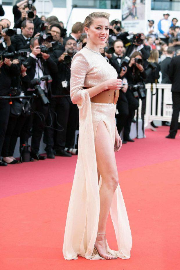Amber Heard: Les Miserables Screening -04