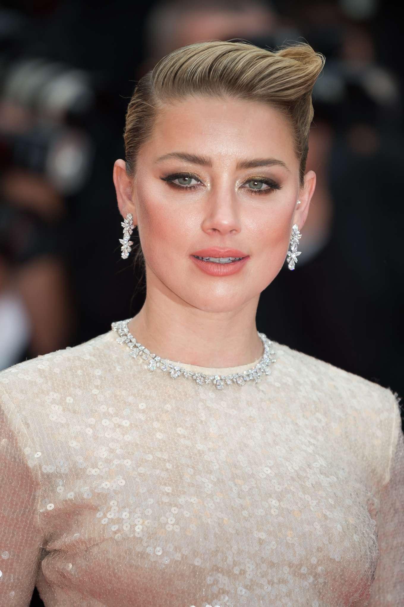 Amber Heard 2019 : Amber Heard: Les Miserables Screening -09