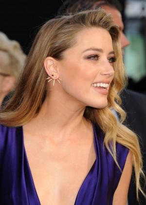 Amber Heard: Magic Mike XXL LA Premiere -13 - GotCeleb  Amber Heard
