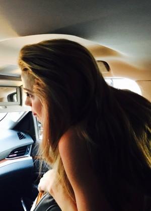 Amber Heard: Met Gala 2016 Photo Diary -05