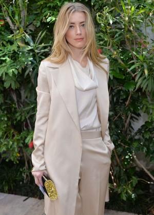 Amber Heard - NET-A-PORTER Celebrates Women Behind The Lens in Los Angeles