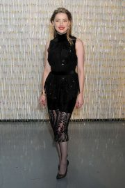 Amber Heard - Planned Parenthood Of New York City Spring Gala in NY
