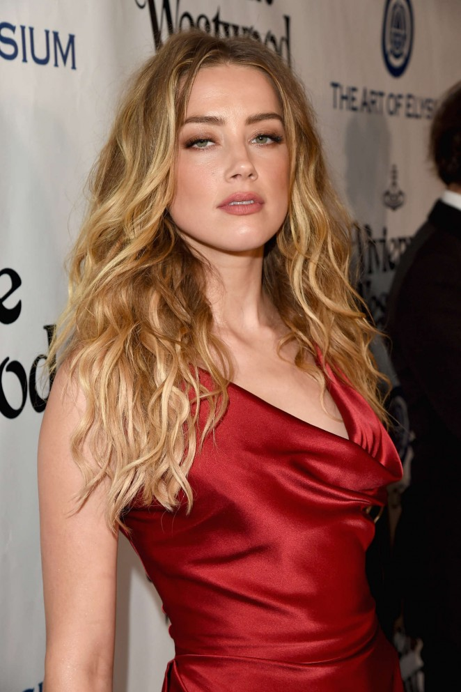 Amber Heard: The Art of Elysium 2016 HEAVEN Gala -11 ... Amber Heard