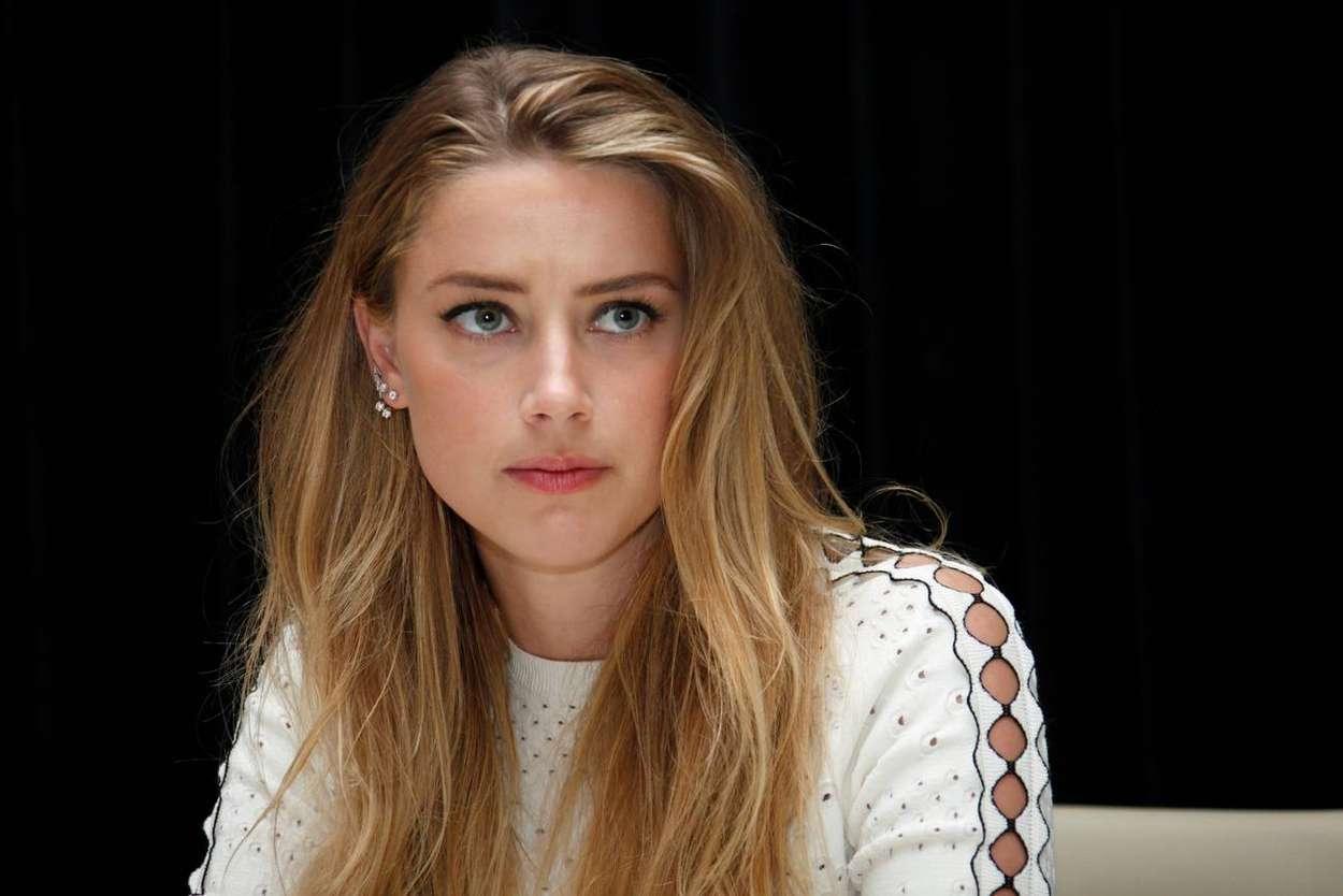 Amber Heard 2015 : Amber Heard: The Danish Girl Photocall -04