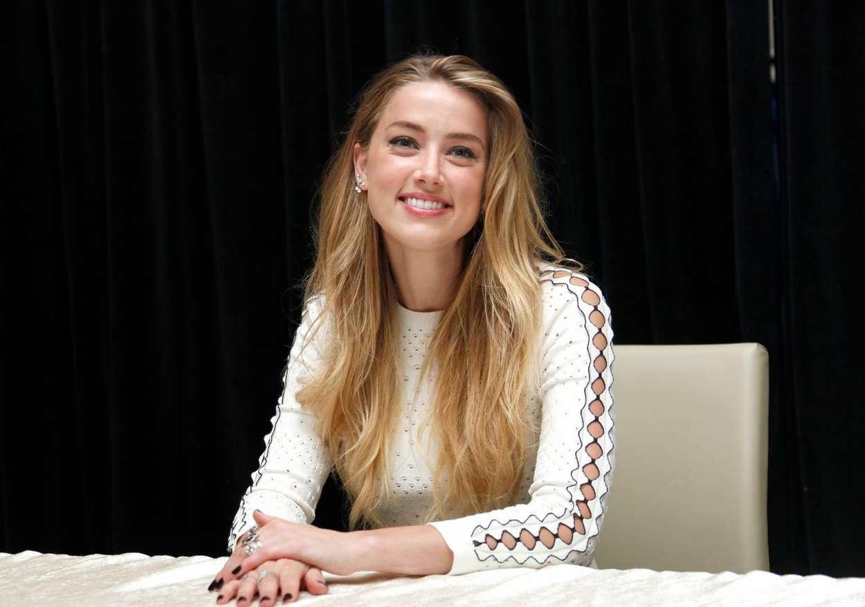 Amber Heard 2015 : Amber Heard: The Danish Girl Photocall -06