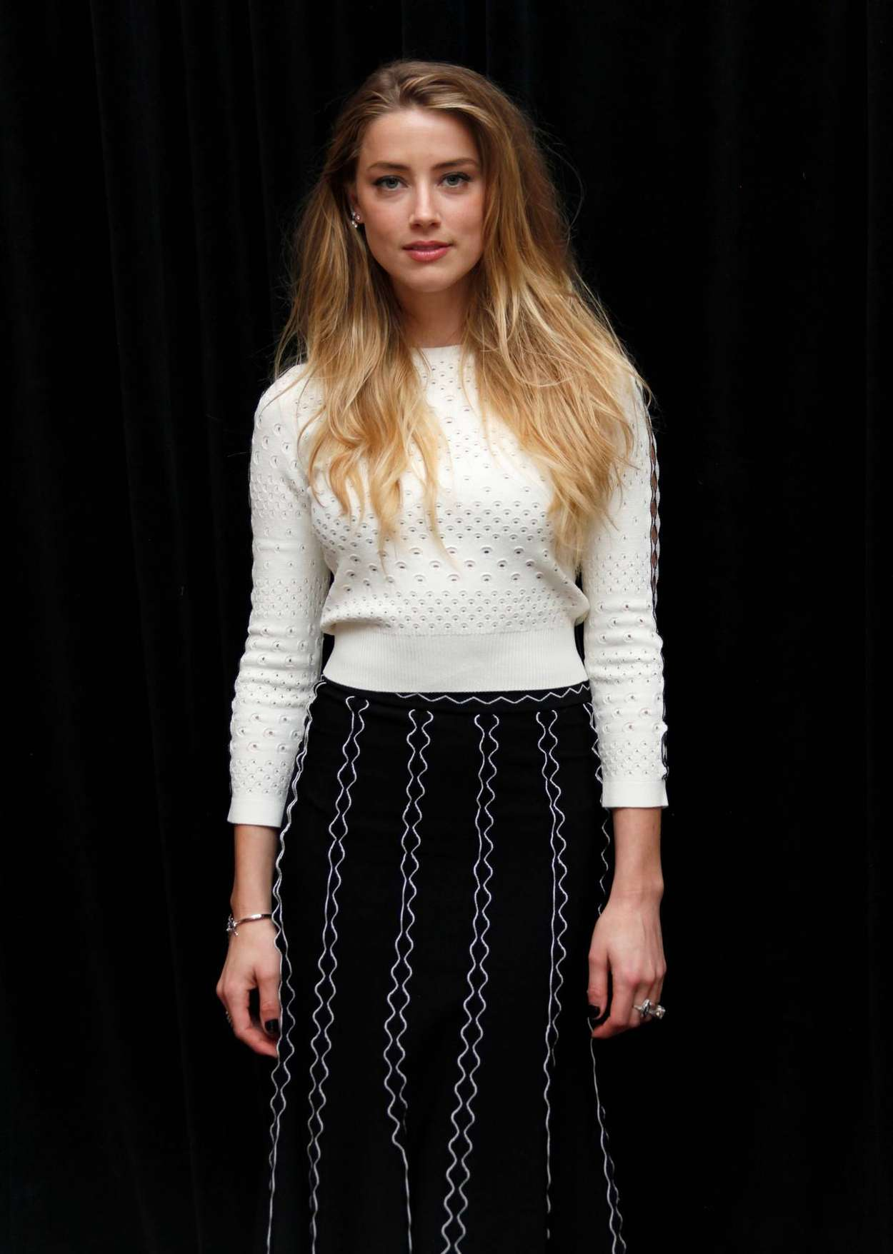 Amber Heard 2015 : Amber Heard: The Danish Girl Photocall -08