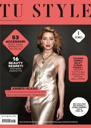 Amber Heard - Tu Style Magazine (January 2019)