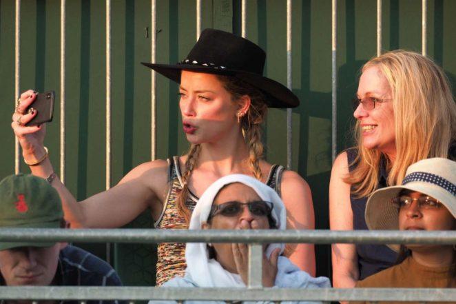 Amber Heard 2018 : Amber Heard: Wimbledon Championship Tennis 2018 -04