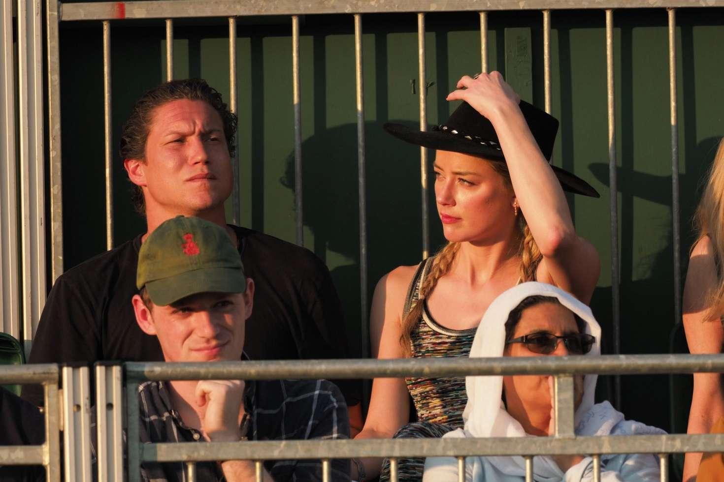 Amber Heard 2018 : Amber Heard: Wimbledon Championship Tennis 2018 -08
