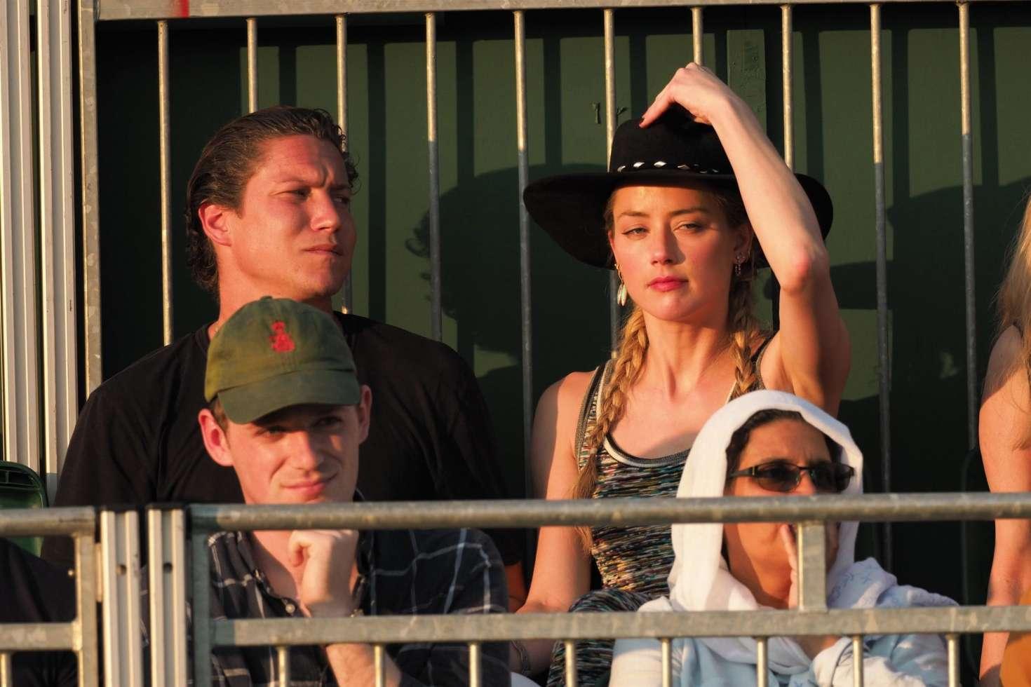 Amber Heard 2018 : Amber Heard: Wimbledon Championship Tennis 2018 -12