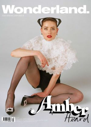 Amber Heard - Wonderland Magazine 2019