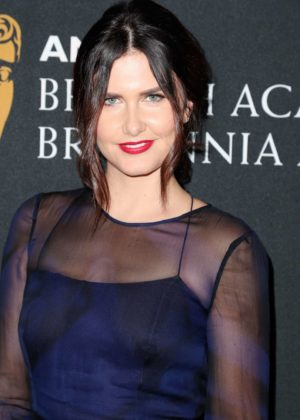 Amber Hodgkiss - 2017 BAFTA Los Angeles Britannia Awards in LA