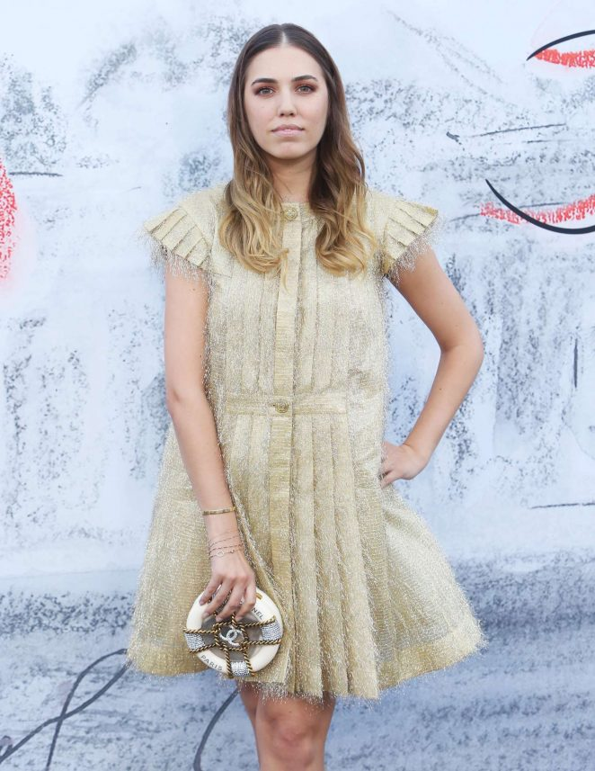 Amber Le Bon - 2018 Serpentine Gallery Summer Party in London