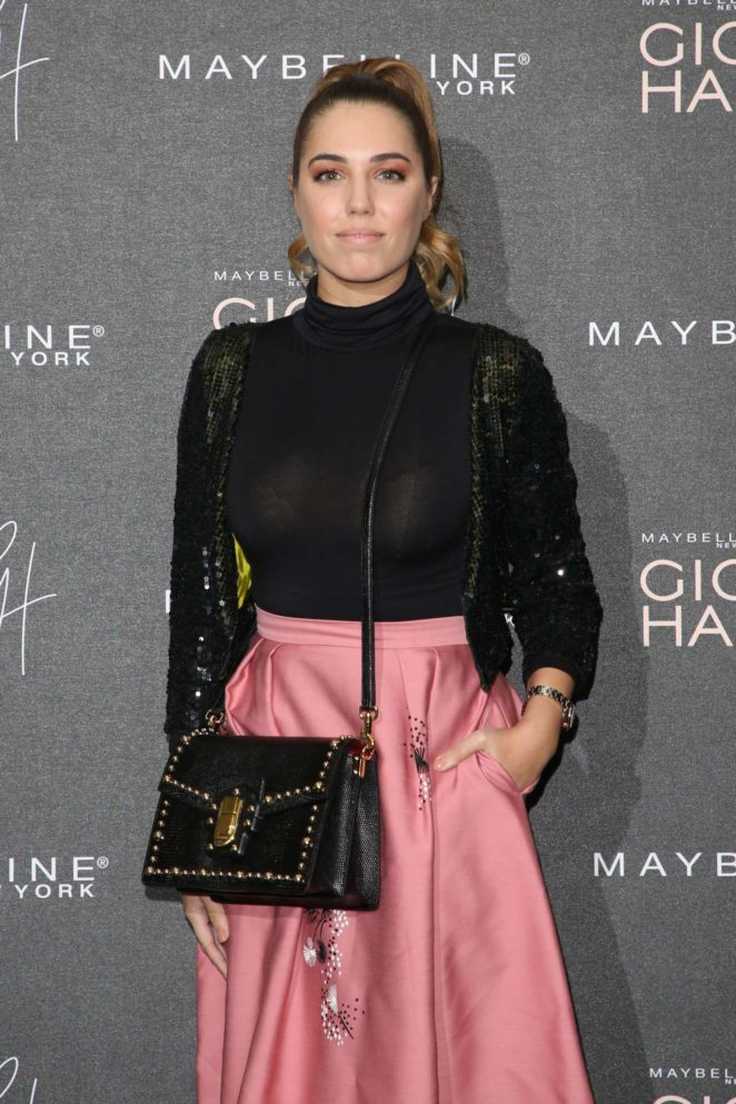 Amber Le Bon - Gigi x Maybelline VIP Party in London