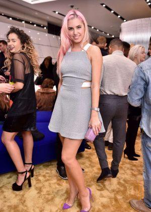 Amber Le Bon - Giuseppe Zanotti Design Flagship Store Opening in London