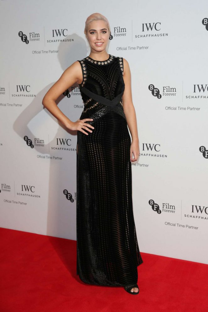 Amber Le Bon - IWC Schaffhausen Dinner in Honour of the BFI in London
