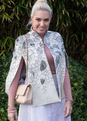 Amber Le Bon - Marcus Lupfer Show at 2017 LFW in London