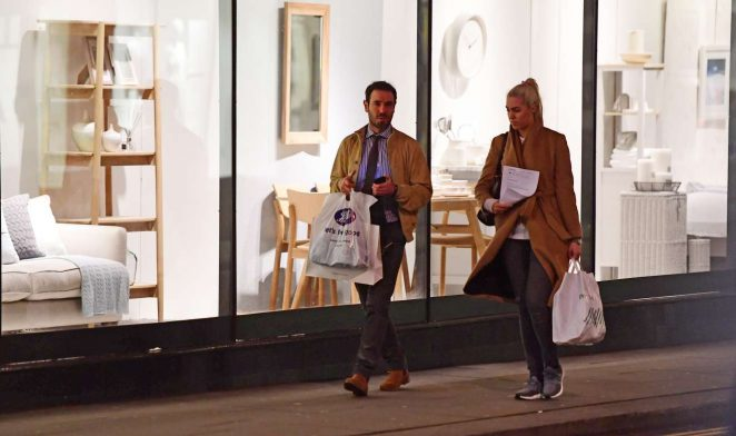 Amber Le Bon: Out in Chelsea-11