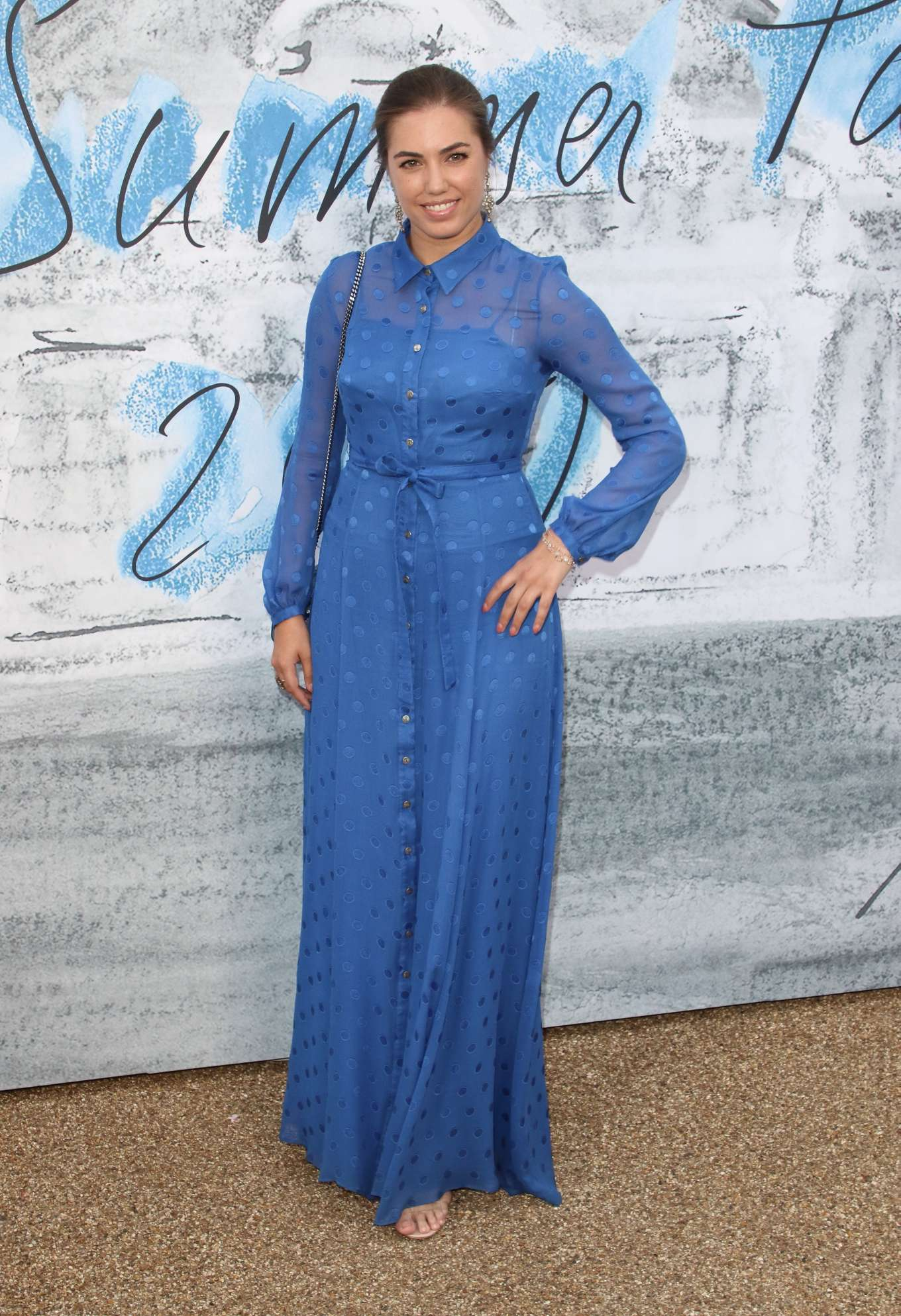 Amber Le Bon - Serpentine Gallery Summer Party 2019 in London