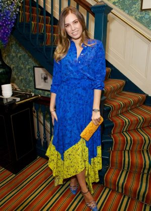 Amber Le Bon - 'Studio by Preen' Launch in London
