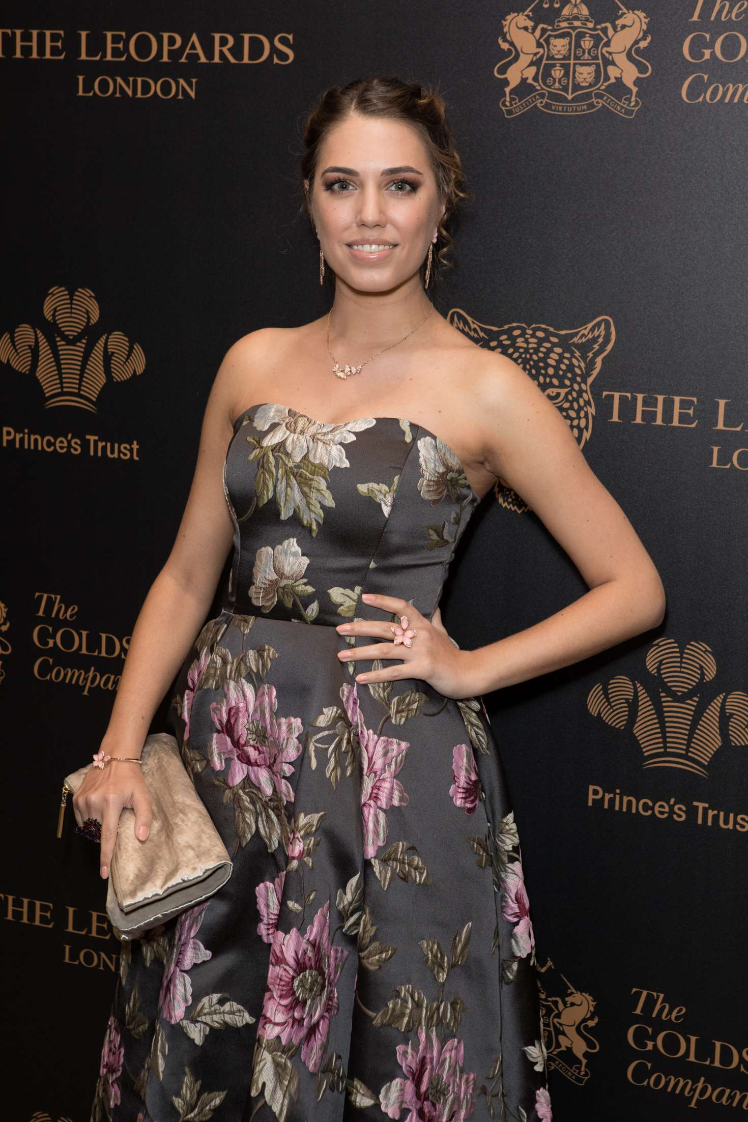 Amber Le Bon - 'The Leopards' Awards in aid of The Prince's Trust Goldsmiths Hall in London