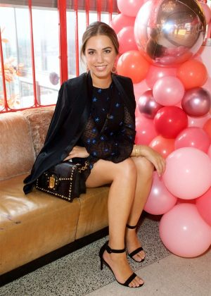 Amber Le Bon - Very.co.uk Collection Lunch Party in London