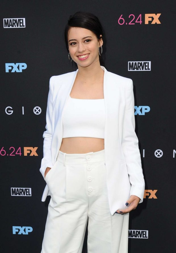 Amber Midthunder - FX's 'Legion' Season 3 Premiere in Hollywood