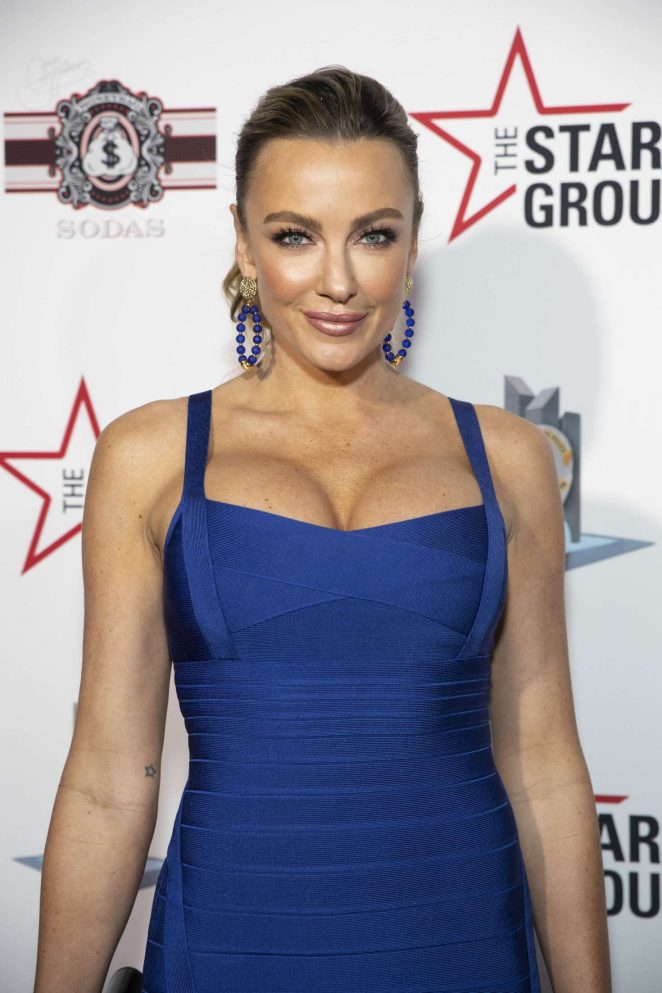 Amber Nichole - Heroes For Heroes: LAPD Memorial Foundation Celebrity Poker Tournament