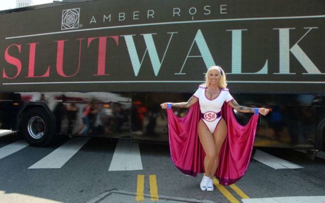 Amber Rose: 2017 Amber Rose SlutWalk in Los Angeles-14