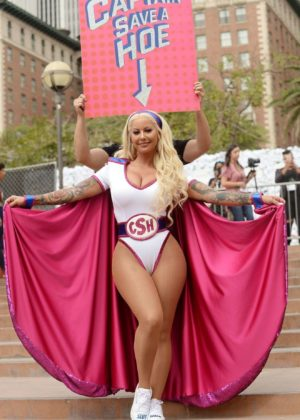 Amber Rose - 2017 Amber Rose SlutWalk in Los Angeles