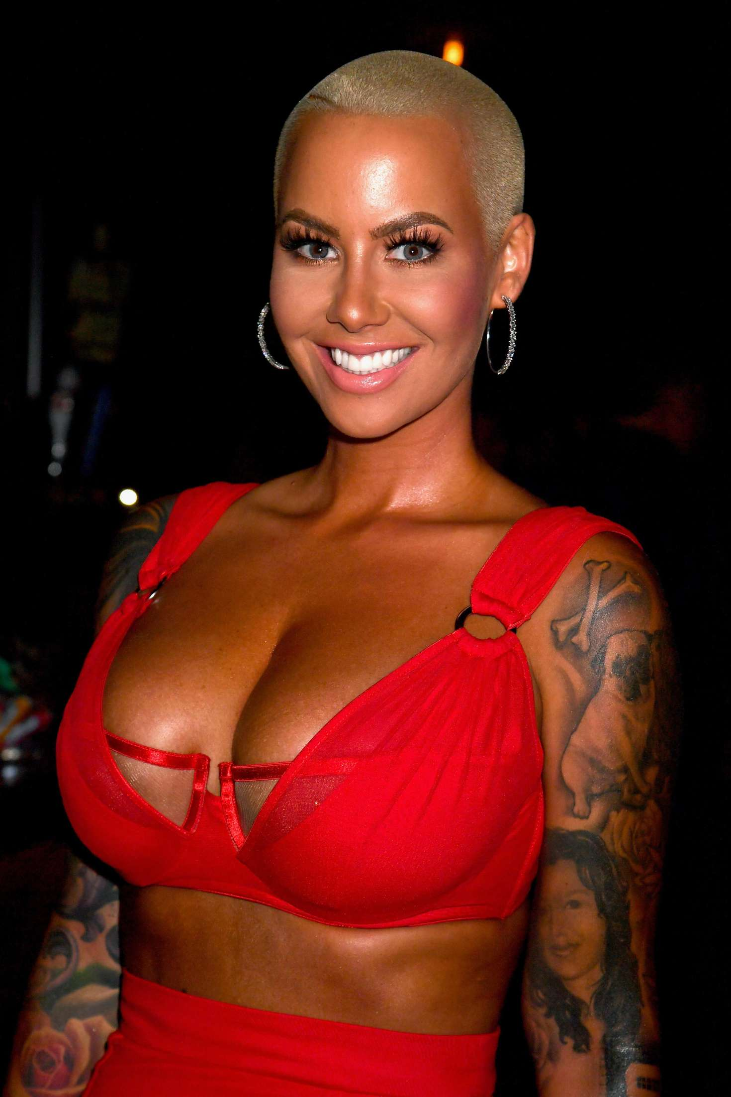 Amber Rose – 2017 MTV Movie And TV Awards in Los Angeles   Amber-Rose:-2017-MTV-Movie-And-TV-Awards--01