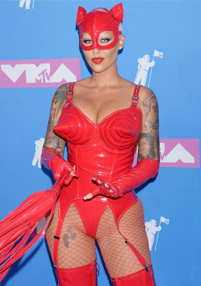 Amber Rose - 2018 MTV Video Music Awards in New York City