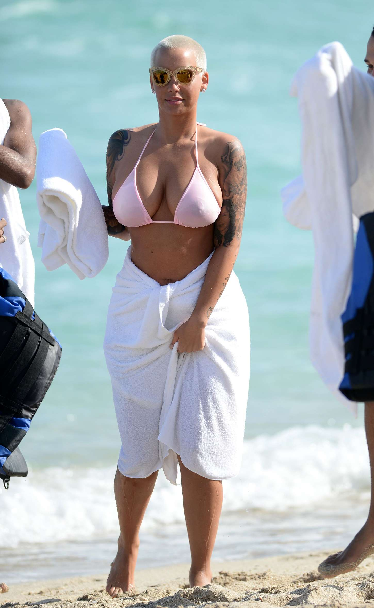 Bikini Amber Rose nudes (91 foto and video), Tits, Is a cute, Instagram, cleavage 2017
