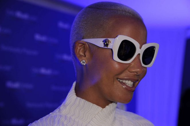 Amber Rose: Party Daily Mail at Cannes Lions festival -03