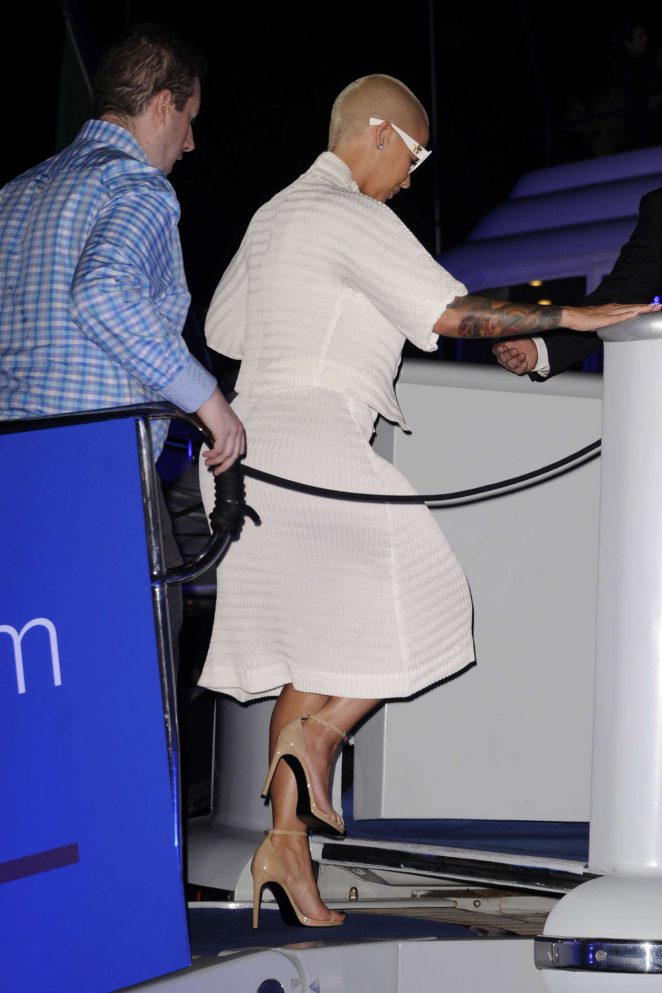 Amber Rose: Party Daily Mail at Cannes Lions festival -15