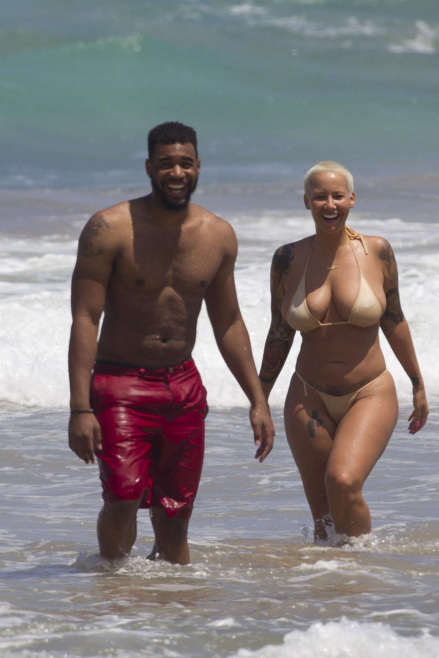 Fappening Amber Rose nude photos 2019
