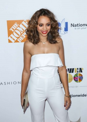 Amber Stevens - 2015 Ebony Power 100 Gala in Beverly Hills