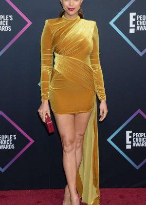 Amber Stevens - People's Choice Awards 2018 in Santa Monica