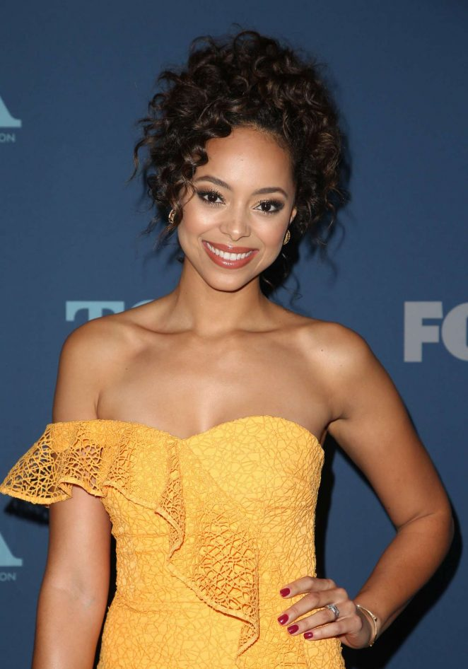 Amber Stevens West - FOX Winter All-Star Party at TCA Winter Press Tour in LA