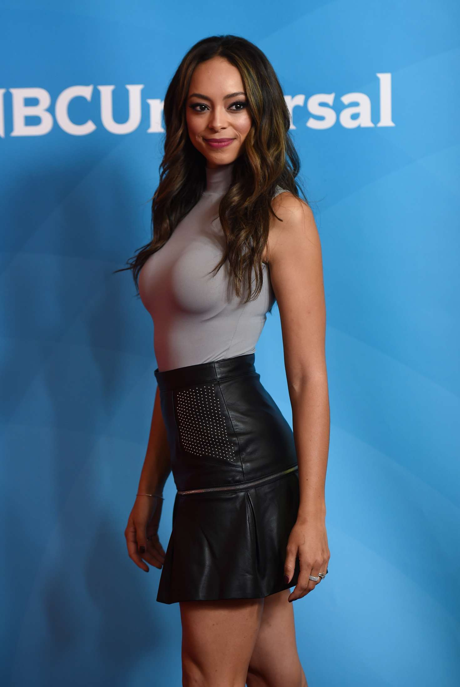 Amber Stevens West – NBCUniversal Summer Press Day in Beverly Hills