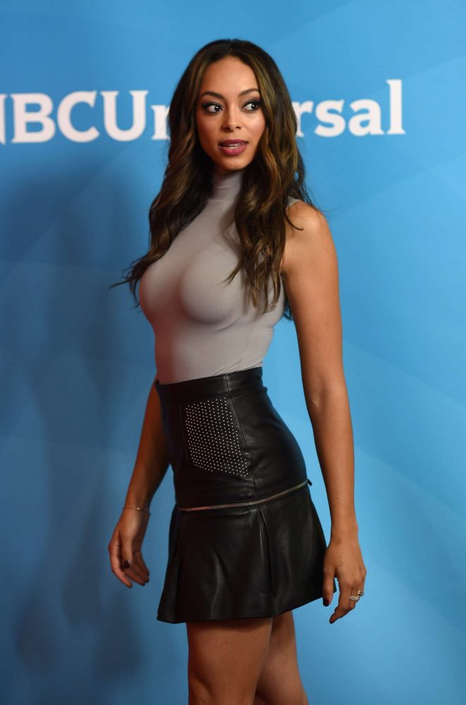 Amber Stevens West - NBCUniversal Summer Press Day in Beverly Hills