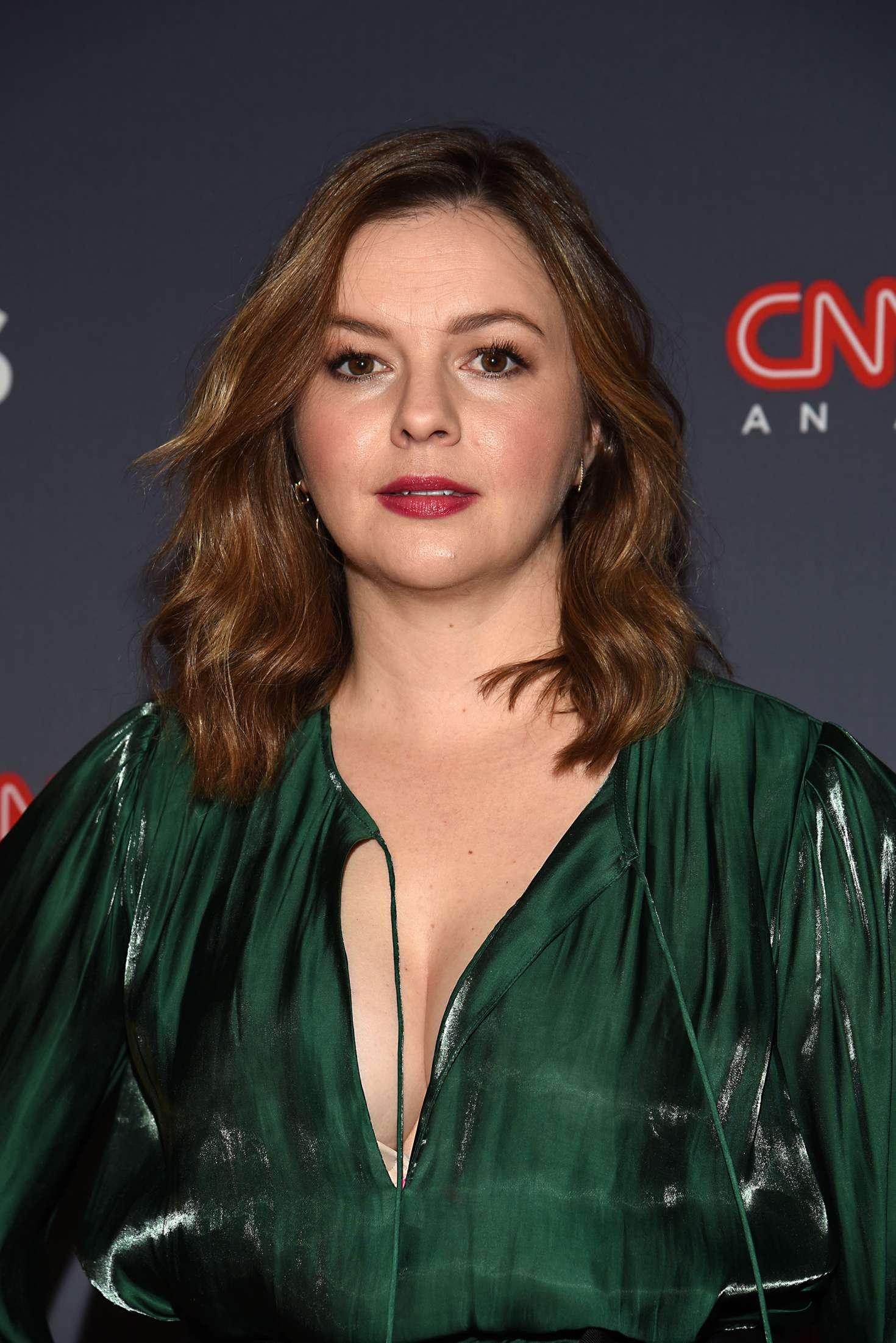 Amber Tamblyn - 2017 CNN Heroes gala in New York