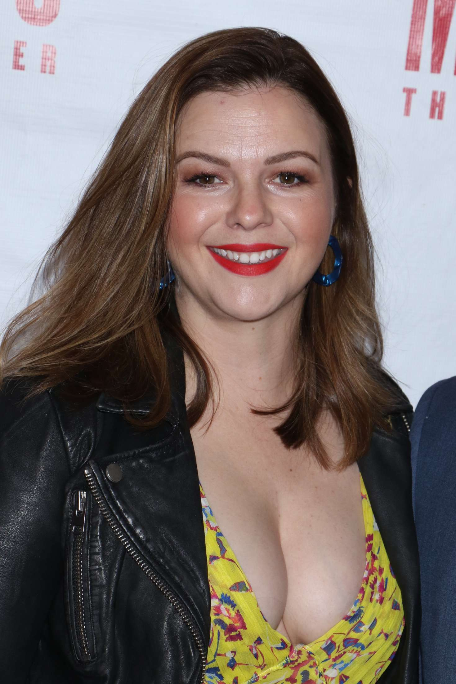 Amber Tamblyn - MCC Theater's Miscast Gala 2018 in New York