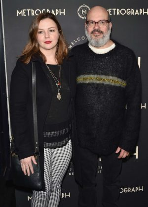Amber Tamblyn - Metrograph 2nd Anniversary Party in New York