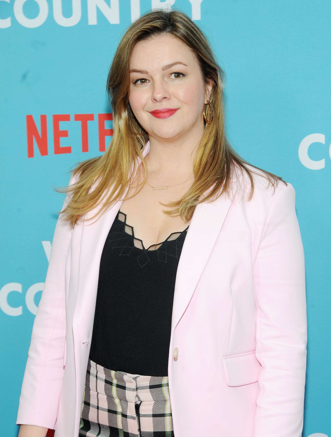 Amber Tamblyn - 'Wine Country' Premiere in NYC