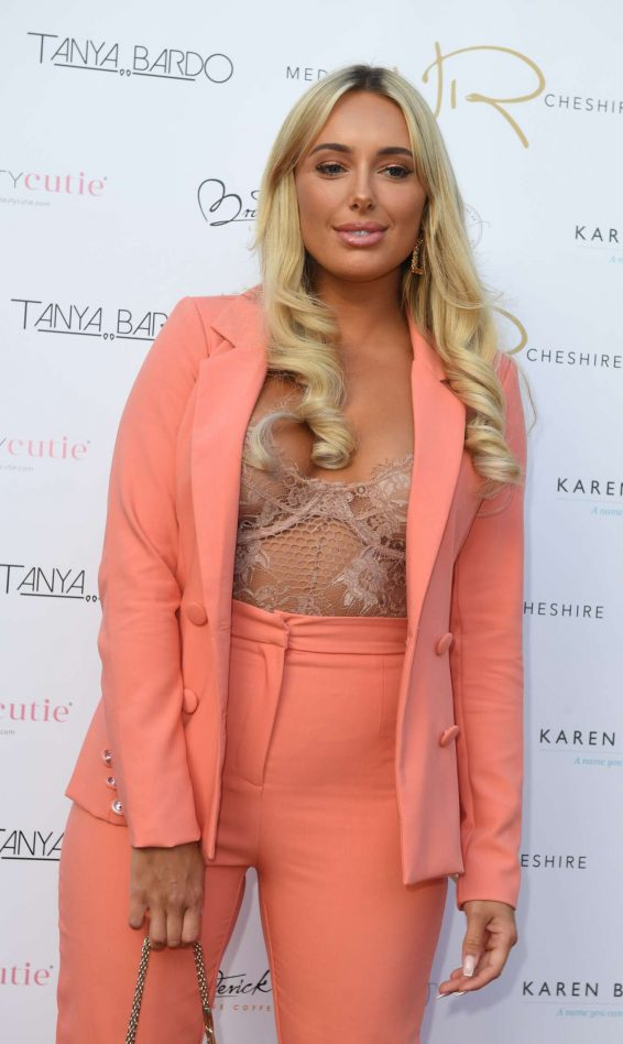 Amber Turner - Dr Nyla's Summer Garden Party in Cheshire