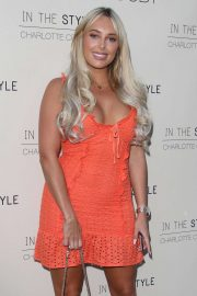 Amber Turner - In The Style Launch Party in London