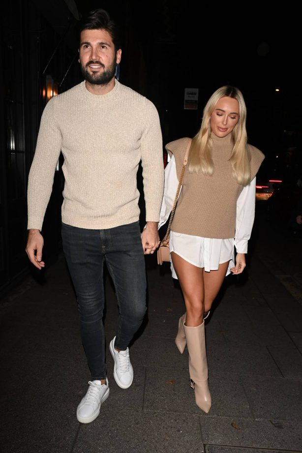 Amber Turner - Night out