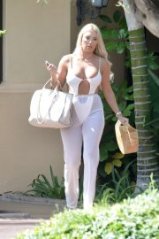Amber Turner - Out in Marbella