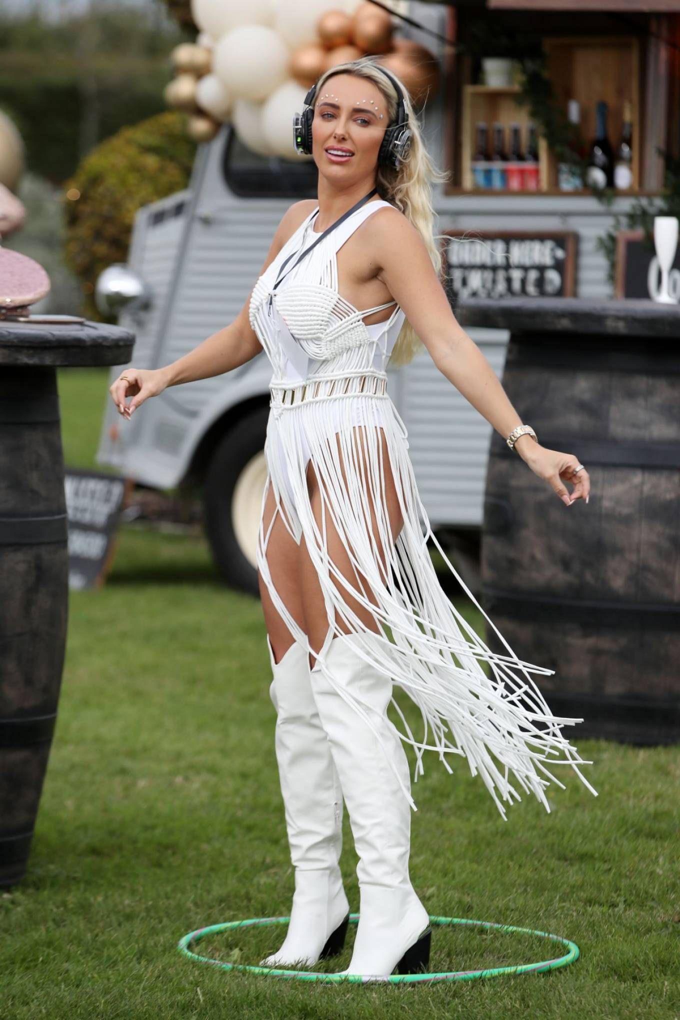 Amber Turner 2020 : Amber Turner – Pictured at Chlochella Festival in Essex-07